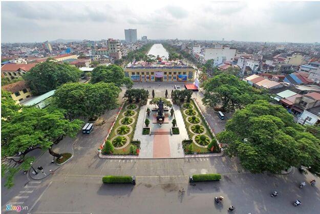Trung tâm thành phố Hải Phòng
