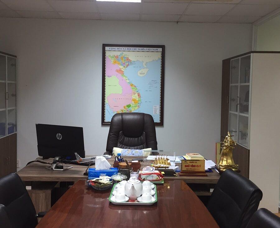 mua bản đồ Việt Nam khổ lớn tại Hà Nội